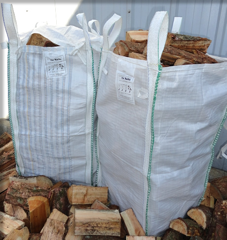 Barrow Bags, Mini Bulk Log Sacks