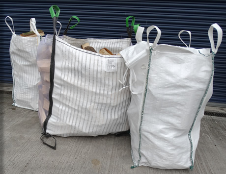 Log Bags, Firewood Sacks