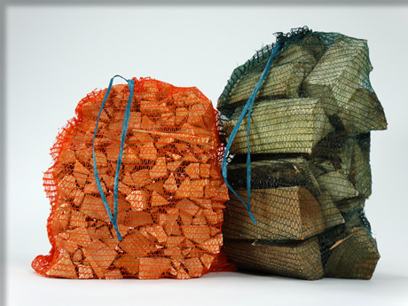 Net Sacks, Firewood Bags
